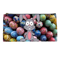 Easter Egg Bunny Treasure Pencil Case