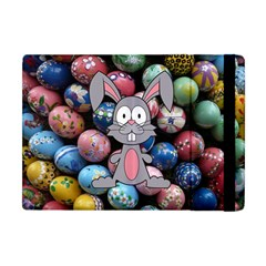 Easter Egg Bunny Treasure Apple Ipad Mini Flip Case by StuffOrSomething