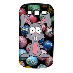 Easter Egg Bunny Treasure Samsung Galaxy S Iii Classic Hardshell Case (pc+silicone) by StuffOrSomething