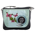 Repose Messenger Bag