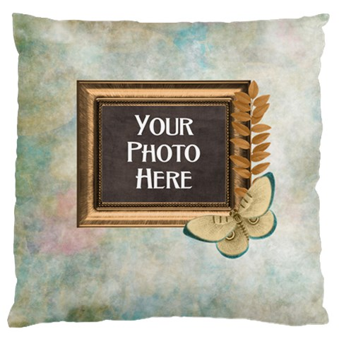 Repose Lg Cushion Case By Lisa Minor   Large Cushion Case (one Side)   Tnb1g3qg7ll3   Www Artscow Com Front