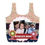 mothers day - Full Print Recycle Bag (L)