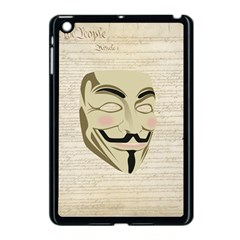 We The Anonymous People Apple Ipad Mini Case (black) by StuffOrSomething