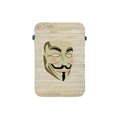 We The Anonymous People Apple Ipad Mini Protective Sleeve by StuffOrSomething