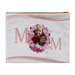 Mothers Day By Mom   Cosmetic Bag (xl)   Iroreatiee9f   Www Artscow Com Back