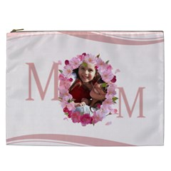 Mothers Day By Mom   Cosmetic Bag (xxl)   Jyb6xxz6k2cs   Www Artscow Com Front