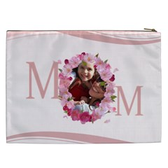 Mothers Day By Mom   Cosmetic Bag (xxl)   Jyb6xxz6k2cs   Www Artscow Com Back