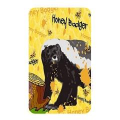 Honeybadgersnack Memory Card Reader (rectangular) by BlueVelvetDesigns