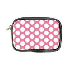 Pink Polkadot Coin Purse
