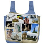 Travel Recycle Bag (XL) - Full Print Recycle Bag (XL)