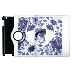 MISS KITTY Apple iPad 3/4 Flip 360 Case
