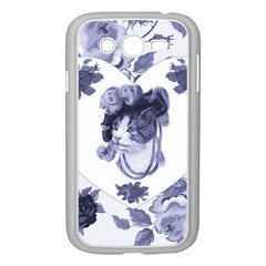 Miss Kitty Samsung Galaxy Grand Duos I9082 Case (white) by misskittys