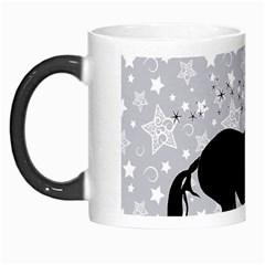 Unicorn on Starry Background Morph Mug by StuffOrSomething