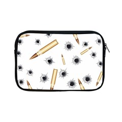 Bulletsnbulletholes Apple Ipad Mini Zippered Sleeve by misskittys