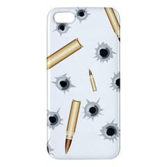 Bulletsnbulletholes Iphone 5s Premium Hardshell Case