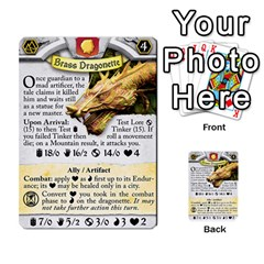 Runebound Tales   Questing By Fantastic Diversions / Ofgi   Multi Purpose Cards (rectangle)   8webbgko2ybw   Www Artscow Com Front 6