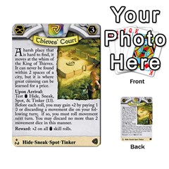 Runebound Tales   Questing By Fantastic Diversions / Ofgi   Multi Purpose Cards (rectangle)   8webbgko2ybw   Www Artscow Com Front 52