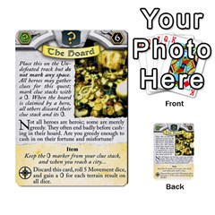 Runebound Tales   Questing By Fantastic Diversions / Ofgi   Multi Purpose Cards (rectangle)   8webbgko2ybw   Www Artscow Com Front 54
