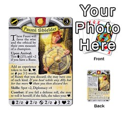 Runebound Tales   Questing By Fantastic Diversions / Ofgi   Multi Purpose Cards (rectangle)   8webbgko2ybw   Www Artscow Com Front 8
