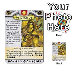 Runebound Tales   Questing By Fantastic Diversions / Ofgi   Multi Purpose Cards (rectangle)   8webbgko2ybw   Www Artscow Com Front 11