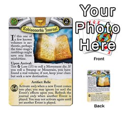 Runebound Tales   Questing By Fantastic Diversions / Ofgi   Multi Purpose Cards (rectangle)   8webbgko2ybw   Www Artscow Com Front 12