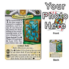 Runebound Tales   Questing By Fantastic Diversions / Ofgi   Multi Purpose Cards (rectangle)   8webbgko2ybw   Www Artscow Com Front 16