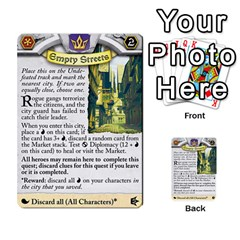 Runebound Tales   Questing By Fantastic Diversions / Ofgi   Multi Purpose Cards (rectangle)   8webbgko2ybw   Www Artscow Com Front 19