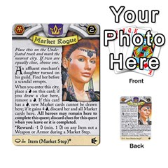 Runebound Tales   Questing By Fantastic Diversions / Ofgi   Multi Purpose Cards (rectangle)   8webbgko2ybw   Www Artscow Com Front 21