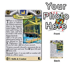 Runebound Tales   Questing By Fantastic Diversions / Ofgi   Multi Purpose Cards (rectangle)   8webbgko2ybw   Www Artscow Com Front 28
