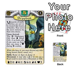 Runebound Tales   Questing By Fantastic Diversions / Ofgi   Multi Purpose Cards (rectangle)   8webbgko2ybw   Www Artscow Com Front 30