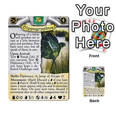 Runebound Tales   Questing By Fantastic Diversions / Ofgi   Multi Purpose Cards (rectangle)   8webbgko2ybw   Www Artscow Com Front 31