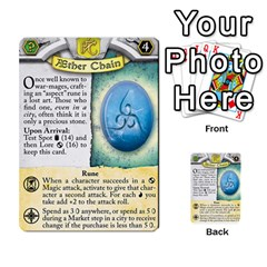 Runebound Tales   Questing By Fantastic Diversions / Ofgi   Multi Purpose Cards (rectangle)   8webbgko2ybw   Www Artscow Com Front 32