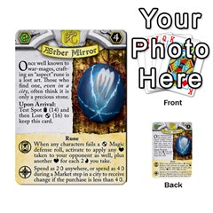 Runebound Tales   Questing By Fantastic Diversions / Ofgi   Multi Purpose Cards (rectangle)   8webbgko2ybw   Www Artscow Com Front 33