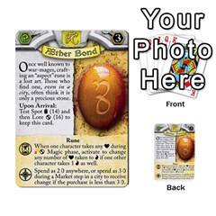 Runebound Tales   Questing By Fantastic Diversions / Ofgi   Multi Purpose Cards (rectangle)   8webbgko2ybw   Www Artscow Com Front 34