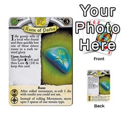 Runebound Tales   Questing By Fantastic Diversions / Ofgi   Multi Purpose Cards (rectangle)   8webbgko2ybw   Www Artscow Com Front 36