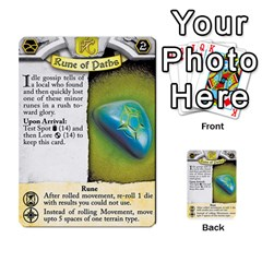Runebound Tales   Questing By Fantastic Diversions / Ofgi   Multi Purpose Cards (rectangle)   8webbgko2ybw   Www Artscow Com Front 37