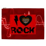 love rock XXL cosmetic bag - Cosmetic Bag (XXL)