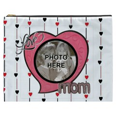 Mom s Xxxl Travel Bag By Joy Johns   Cosmetic Bag (xxxl)   J5bri9ejxhdc   Www Artscow Com Front