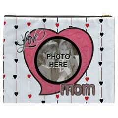 Mom s Xxxl Travel Bag By Joy Johns   Cosmetic Bag (xxxl)   J5bri9ejxhdc   Www Artscow Com Back