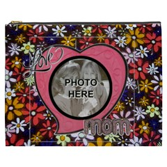 Mom s Xxxl Travel Bag #2 By Joy Johns   Cosmetic Bag (xxxl)   Cvfy5t94wfcr   Www Artscow Com Front