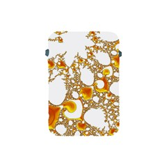 Special Fractal 04 Orange Apple Ipad Mini Protective Sleeve by ImpressiveMoments
