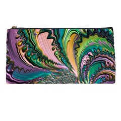 Special Fractal 02 Purple Pencil Case by ImpressiveMoments