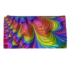 Radiant Sunday Neon Pencil Case by ImpressiveMoments