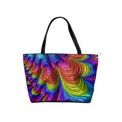 Radiant Sunday Neon Large Shoulder Bag by ImpressiveMoments