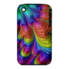 Radiant Sunday Neon Apple Iphone 3g/3gs Hardshell Case (pc+silicone) by ImpressiveMoments