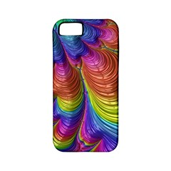 Radiant Sunday Neon Apple Iphone 5 Classic Hardshell Case (pc+silicone) by ImpressiveMoments