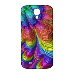 Radiant Sunday Neon Samsung Galaxy S4 I9500/i9505  Hardshell Back Case by ImpressiveMoments