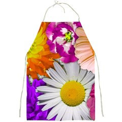 Lovely Flowers,purple Apron by ImpressiveMoments