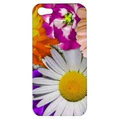 Lovely Flowers,purple Apple Iphone 5 Hardshell Case by ImpressiveMoments