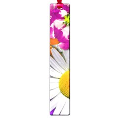 Lovely Flowers,purple Large Bookmark by ImpressiveMoments